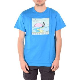PINK DOLPHIN T-SHIRT WAVE CLUB US11711WCSA US11711WCSA