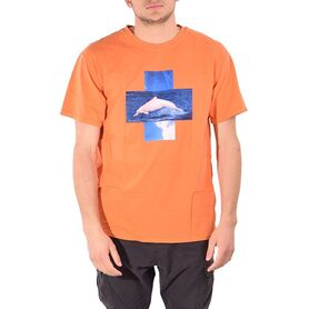 PINK DOLPHIN T-SHIRT FOOTAGE US21711FTSM US21711FTSM