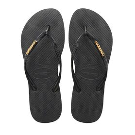 HAVAIANAS SANDALS SLIM LOGO METALLIC 4119875-1924 4119875