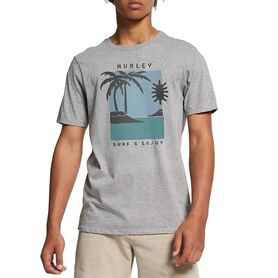 HURLEY T-SHIRT GOOD TIMES BQ3016-063 BQ3016