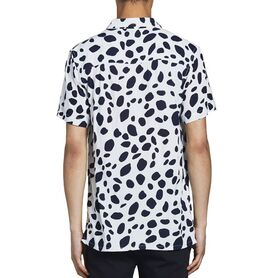 BELLFIELD SHIRT ANIMAL PRINTED UHURU-18 UHURU