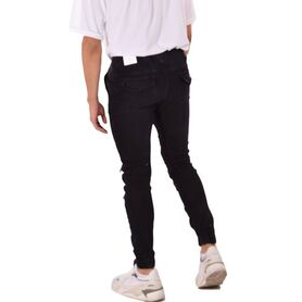 NEW DENIM PANT CARGO LOOSE ND11454-20 ND11454