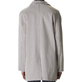 BELLFIELD COAT MENS AME-BLKWHT AME