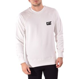 CATERPILLAR CREWNECK RICAMO 2910334-18 2910334
