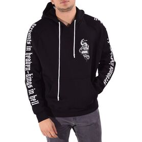 CAYLER & SONS HOODY KINGS IN HELL CSBL-2060-00826 CSBL-2060-00826