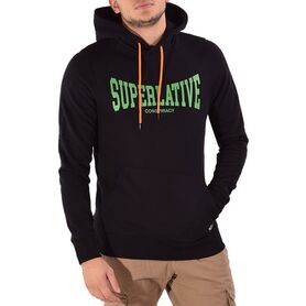 WESC HOODIE MIKE SUPERLATIVE J411609999 J411609999