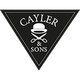 CAYLER & SONS PATCHED HOODY KNITTED BL-AW18-AP-17 BL-AW18-AP-17