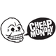 CHEAP MONDAY HOODIE GET HEART POSTER 0613684 0613684