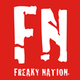 FREAKY NATION JACKET 318842-5963 318842